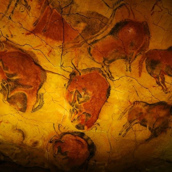 peshhera altamira muzej pervobytnoj zhivopisi 560x560 - Пещера Альтамира – музей первобытной живописи
